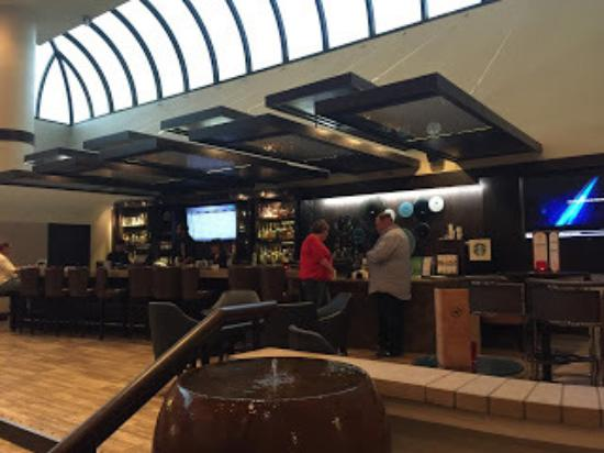 Sheraton Dallas Fort Worth Airport Hotel Lobby Bar Picture Of