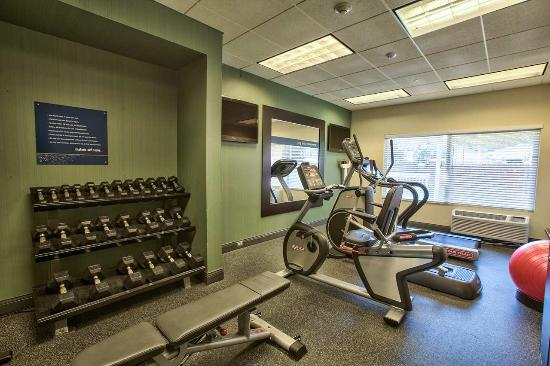 Hampton Inn & Suites Tallahassee I-10 - Thomasville Rd: Fitness Center - Free Weights