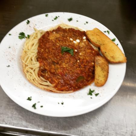 เบตสวิลล์, อาร์คันซอ: Spaghetti Entree