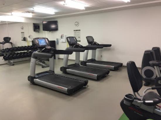 Element Dallas Fort Worth Airport North: Element DFW Gym