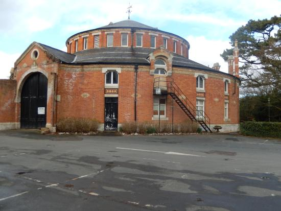 Paignton, UK: The Rotunda building