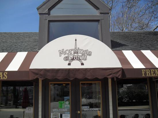 Kennebunk, Μέιν: Pastries and coffee