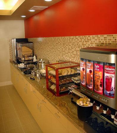Roseville, Californië: Breakfast Bar
