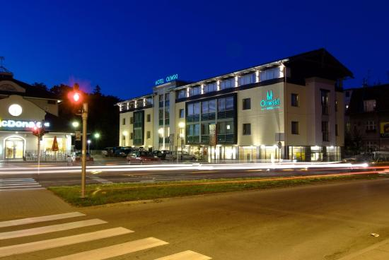 Photo of Hotel Oliwski Gdansk