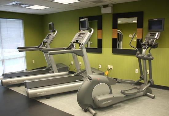 Morgantown, WV: Fitness Center
