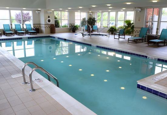 Waynesboro, Wirginia: Indoor Pool & Whirlpool