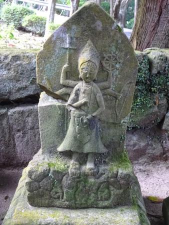คินกิ, ญี่ปุ่น: ashura dieu japonais