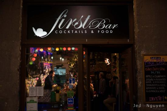 First Cocktail Bar Barcelona
