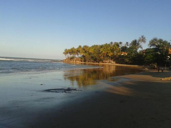 Taiba, CE: praia