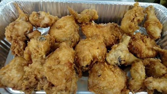 Pekin, IL: Andy's Famous Fried Chicken