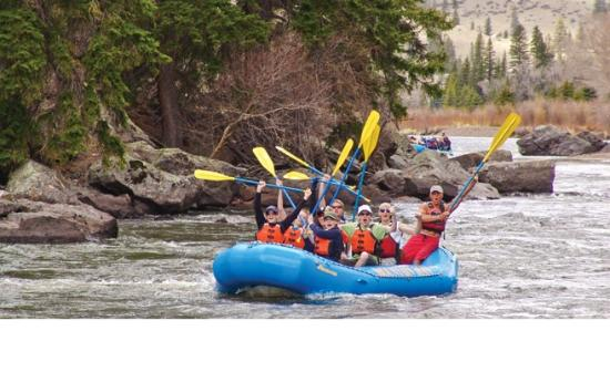 South Fork, CO: rafting