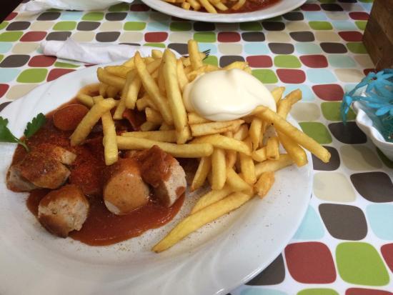 Currywurst Bochum