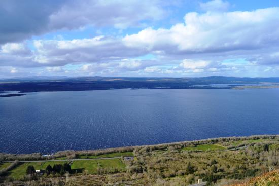 Lough Navar Forest Viewpoint