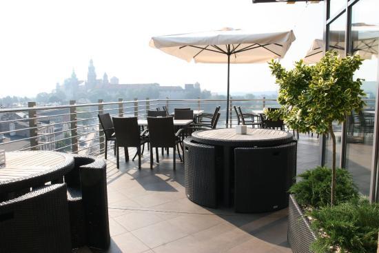Kossak Hotel: Orangeria Cafe Restaurant