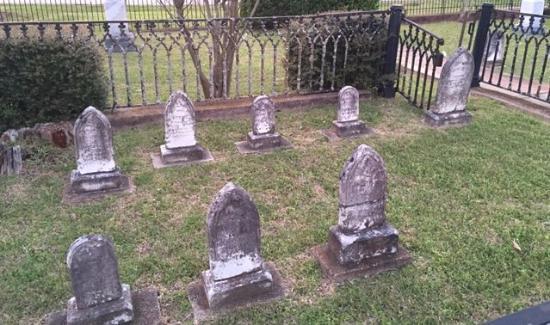Oakwood Cemetery : History lovers will really enjoy Oakwood Cemetary! It's like stepping back in time!