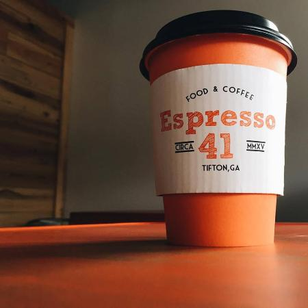 Tifton, GA: cup