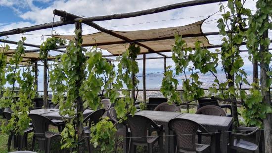 Tavolo All Aperto Foto Di Terrazza Due Golfi Ercolano