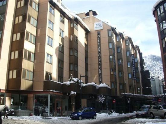Photo of Andorra Center Andorra la Vella
