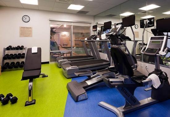 Κολούμπια, Μέριλαντ: Fitness center