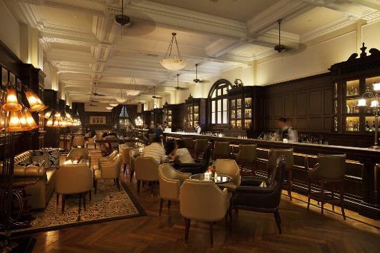 Waldorf Astoria Shanghai on the Bund: Long Bar