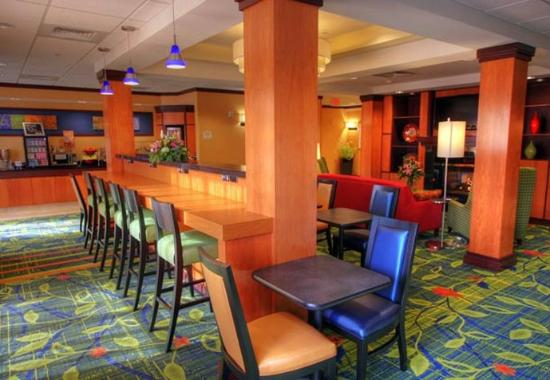 Lock Haven, PA: Breakfast Area