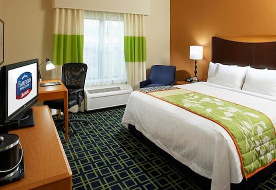 Cumberland, Maryland: King Guest Room