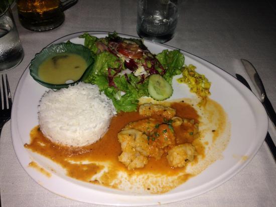 Le Sakoa Hotel : restaurant Sakoa