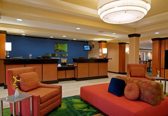 Channelview, تكساس: Lobby