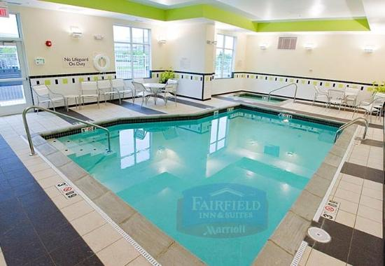 Westerville, OH: Indoor Pool & Spa