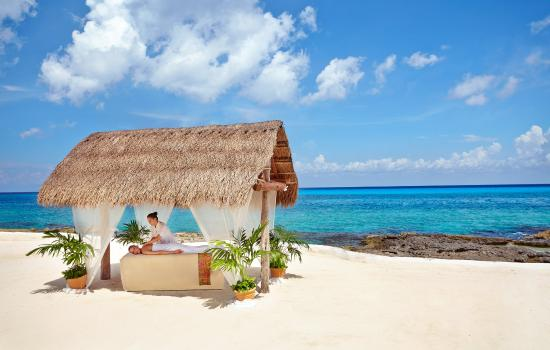 Presidente Inter-Continental Cozumel Resort & Spa: Beach Massage