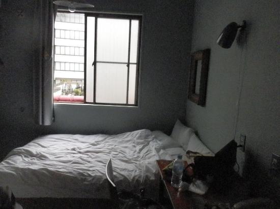 Apartment Hotel Shinjuku: semidouble room