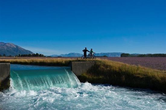 Ashburton, Selandia Baru: Rangitata Diversion Race