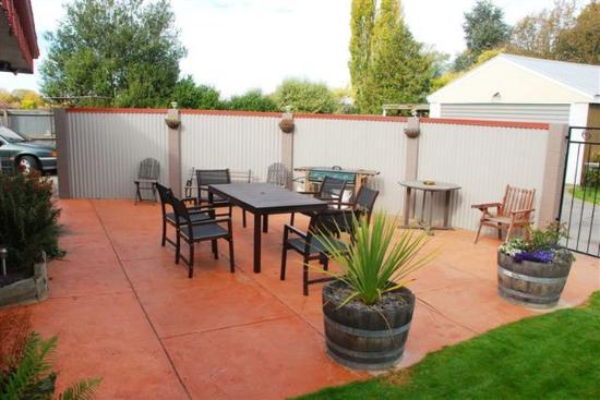 Ashburton, Nowa Zelandia: ASURE Adcroft Motel