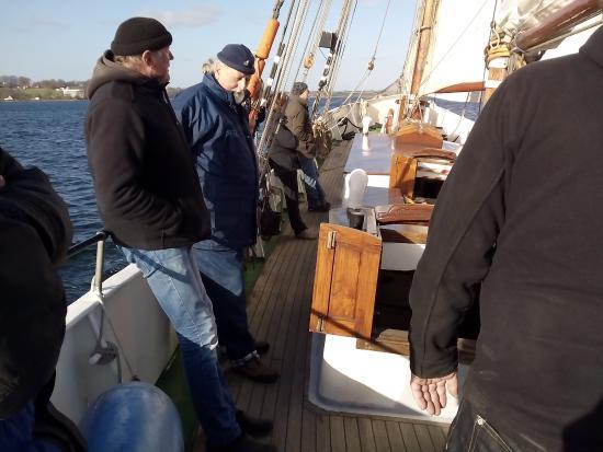 Traditionell segeln mit Pirola (Flensborg, Tyskland) - anmeldelser