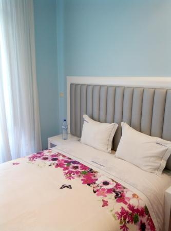 Grande Oceano Guest House : letto