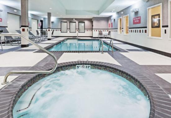 Owasso, OK: Indoor Pool & Whirlpool