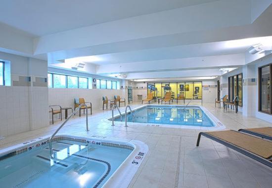 Hagerstown, Μέριλαντ: Indoor Pool