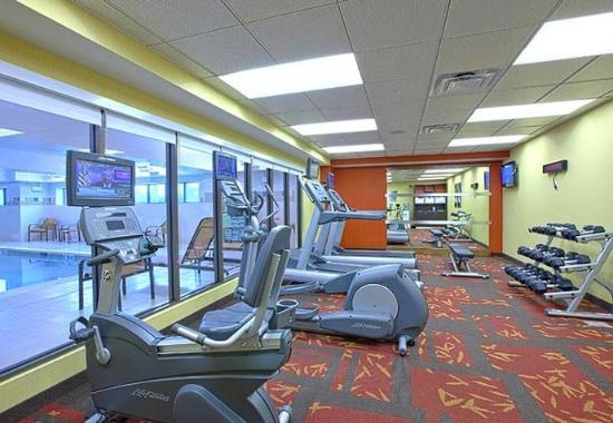 Hagerstown, Μέριλαντ: Exercise Room