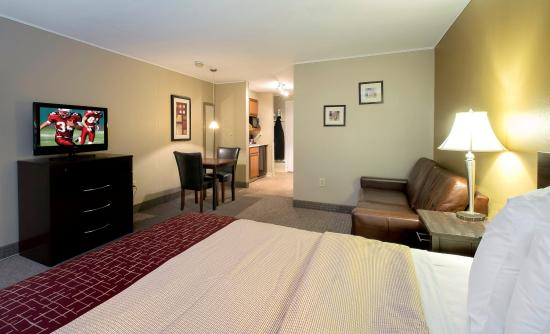 Herkimer, NY: King Suite
