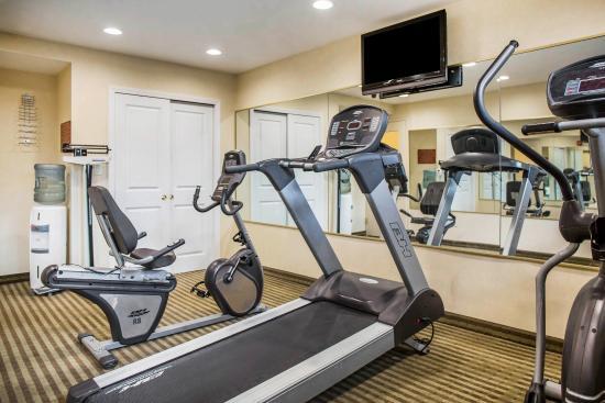 Woodside, نيويورك: Fitness