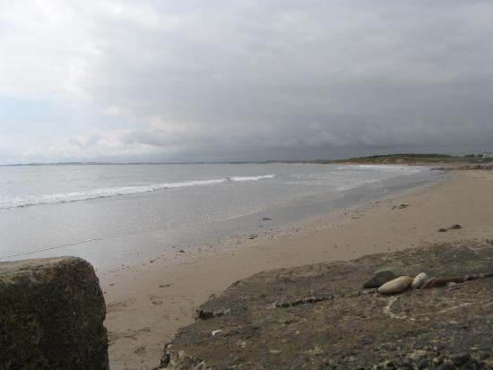 Northumberland, UK: Miles of Druridge Bay.