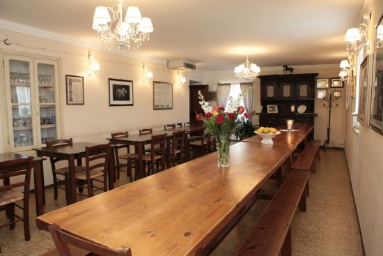 Agriturismo Bartoli: Sala Pranzo