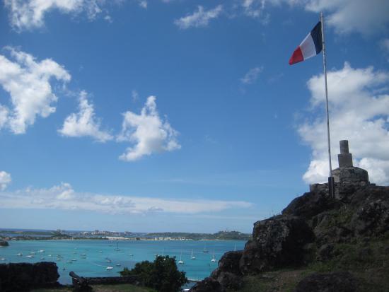 Marigot, Άγιος Μαρτίνος: Great View