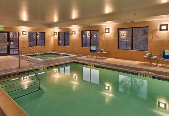 Elko, Νεβάδα: Indoor Pool & Spa