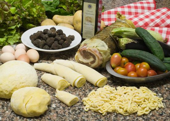 Agriturismo Bartoli: Prodotti tipici