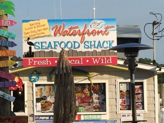 Waterfront Restaurants In Calabash Nc