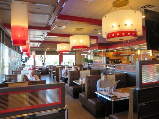 Fishkill, NY: interior Red Line Diner