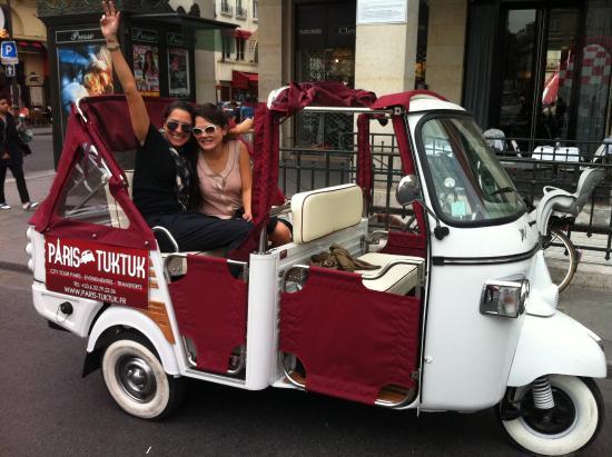 balade en tuk tuk italien a paris photo de paris tuktuk paris tripadvisor. Black Bedroom Furniture Sets. Home Design Ideas