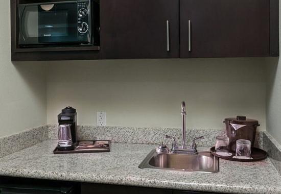 Woodway, Техас: Suite Kitchenette