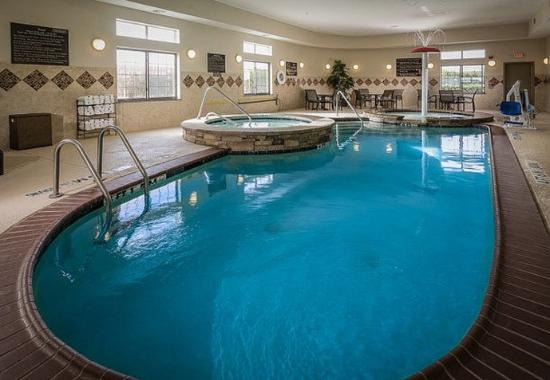 Woodway, Техас: Indoor Pool